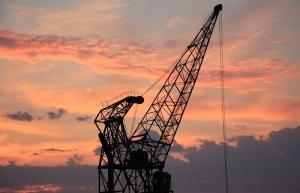 Crane hire Altona