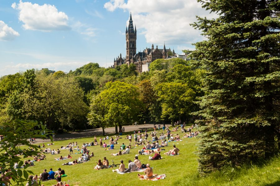 3 Reasons Why You Should Study At A Scottish University
