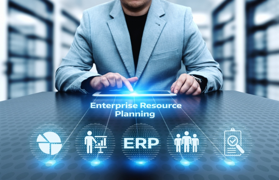 What Is ERP and How Does ERP System Work
