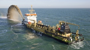 Dredgers By Project Type