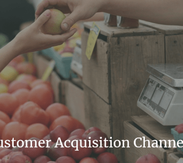 What Are The 3 Main Customer Acquisition Channels?