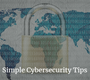Simple Cybersecurity Tips For Small Businesses In 2021